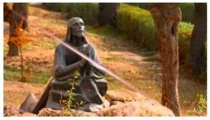 cristo nell'orto olivi
